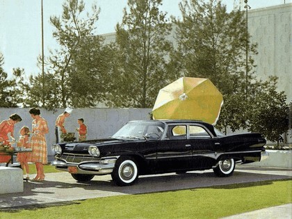 1960 Dodge Dart Pioneer sedan 1