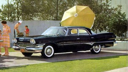 1960 Dodge Dart Pioneer sedan 5