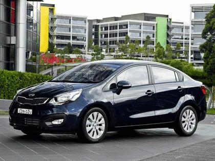 2011 Kia Rio sedan - Australian version 4