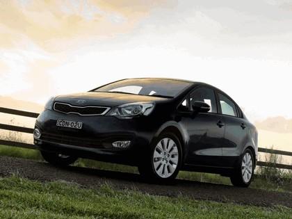 2011 Kia Rio sedan - Australian version 7