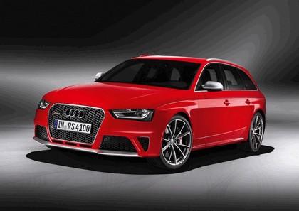 2012 Audi RS4 Avant 1