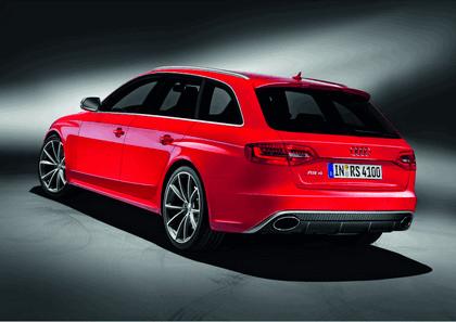 2012 Audi RS4 Avant 7