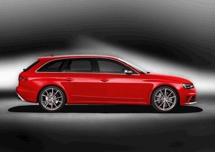 2012 Audi RS4 Avant 8