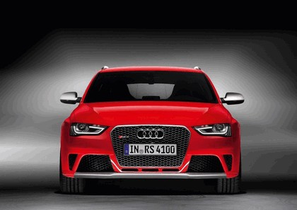 2012 Audi RS4 Avant 10