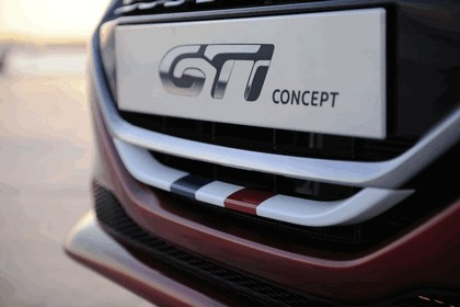 2012 Peugeot 208 GTi concept 9
