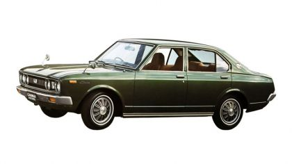 1970 Toyota Carina 1400 Super Deluxe 8
