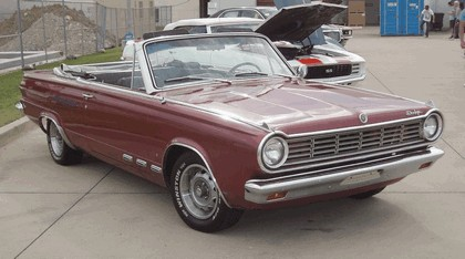 1965 Dodge Dart GT convertible 1