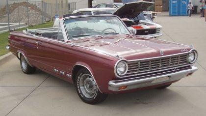 1965 Dodge Dart GT convertible 7