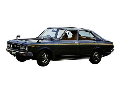 1970 Toyota Carina 1600 GT 1