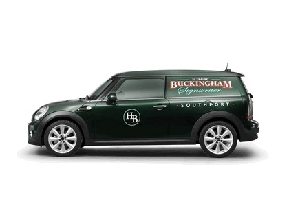 2012 Mini Clubvan concept 1