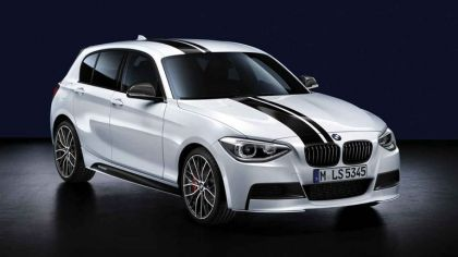 2012 BMW 1er ( F20 ) with M Performance package 5