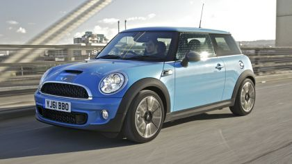 2012 Mini Cooper S Bayswater - UK version 8