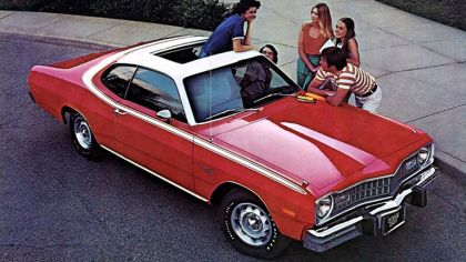 1973 Dodge Dart Sport 340 6