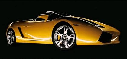 2006 Lamborghini Gallardo spyder 1