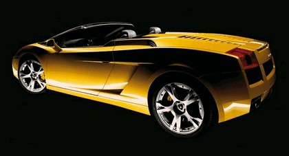 2006 Lamborghini Gallardo spyder 3