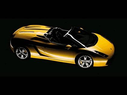 2006 Lamborghini Gallardo spyder 4