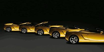 2006 Lamborghini Gallardo spyder 6