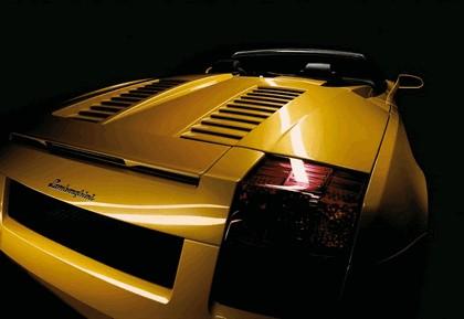 2006 Lamborghini Gallardo spyder 7