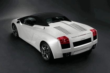 2006 Lamborghini Gallardo spyder 14