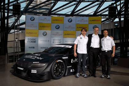 2012 BMW M3 ( E92 ) DTM - unveiling 8