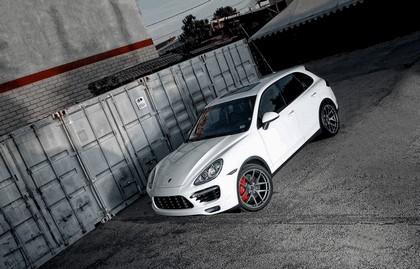 2012 Porsche Cayenne ( 958 ) Turbo by Vornsteiner 6