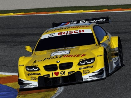2012 BMW M3 ( E92 ) DTM - test car 7