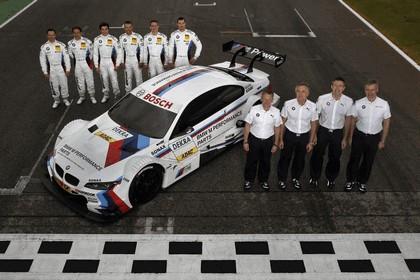 2012 BMW M3 ( E92 ) DTM - test car 9