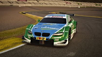 2012 BMW M3 ( E92 ) DTM - test car 3