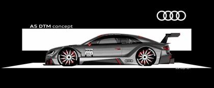 2012 Audi A5 DTM concept 2