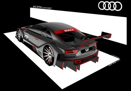 2012 Audi A5 DTM concept 3