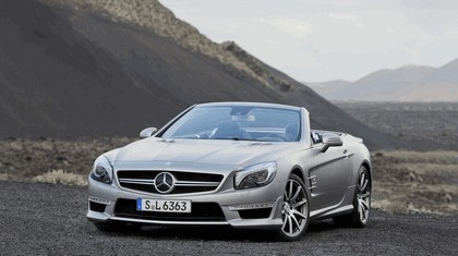 2012 Mercedes-Benz SL ( R231 ) 63 AMG 1