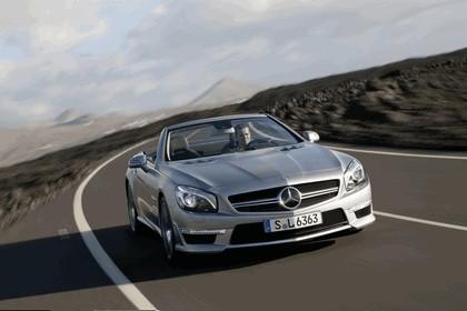 2012 Mercedes-Benz SL ( R231 ) 63 AMG 5