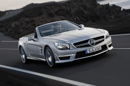 2012 Mercedes-Benz SL ( R231 ) 63 AMG 6