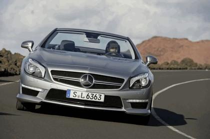 2012 Mercedes-Benz SL ( R231 ) 63 AMG 7