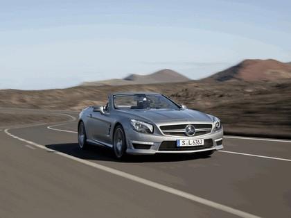 2012 Mercedes-Benz SL ( R231 ) 63 AMG 8