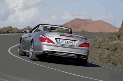 2012 Mercedes-Benz SL ( R231 ) 63 AMG 11