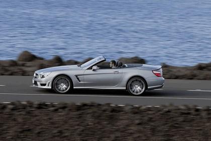 2012 Mercedes-Benz SL ( R231 ) 63 AMG 12