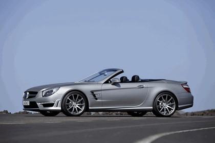 2012 Mercedes-Benz SL ( R231 ) 63 AMG 13