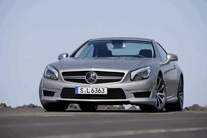 2012 Mercedes-Benz SL ( R231 ) 63 AMG 14