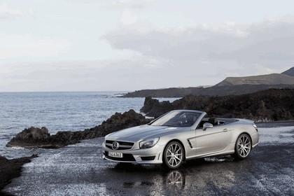 2012 Mercedes-Benz SL ( R231 ) 63 AMG 17