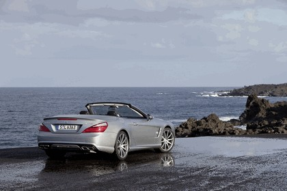 2012 Mercedes-Benz SL ( R231 ) 63 AMG 18