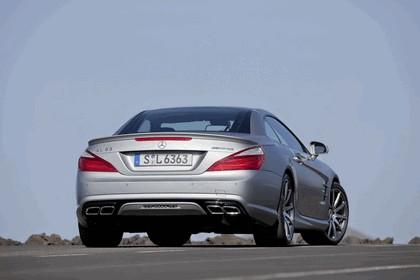 2012 Mercedes-Benz SL ( R231 ) 63 AMG 27