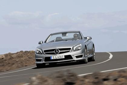 2012 Mercedes-Benz SL ( R231 ) 63 AMG 28