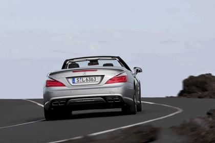 2012 Mercedes-Benz SL ( R231 ) 63 AMG 29