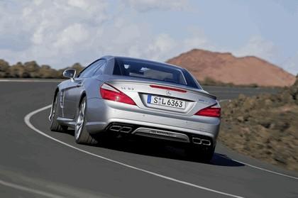 2012 Mercedes-Benz SL ( R231 ) 63 AMG 30