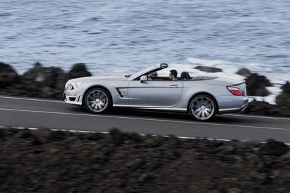 2012 Mercedes-Benz SL ( R231 ) 63 AMG 31
