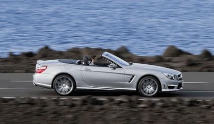 2012 Mercedes-Benz SL ( R231 ) 63 AMG 32