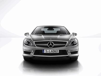 2012 Mercedes-Benz SL ( R231 ) 63 AMG 35