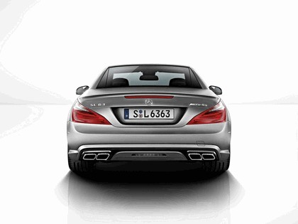 2012 Mercedes-Benz SL ( R231 ) 63 AMG 36