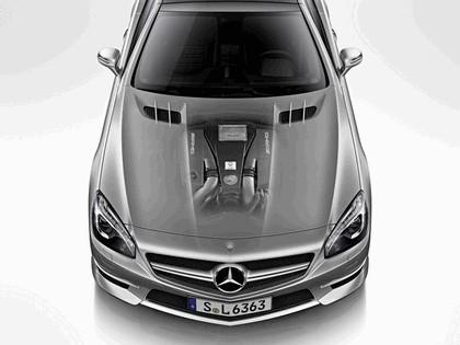 2012 Mercedes-Benz SL ( R231 ) 63 AMG 42